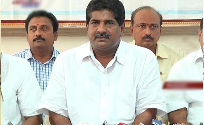 NGO President Ashok Babu Slams Government Over CPS System - Sakshi