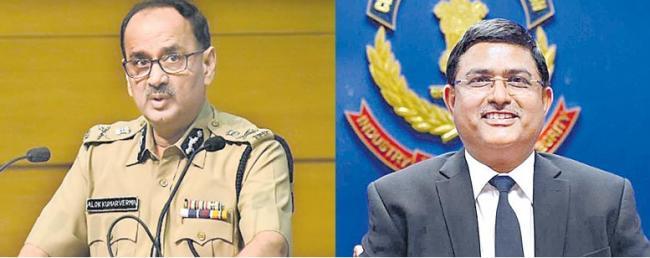 CBI arrests its deputy SP in bribery case involving special director Rakesh Asthana - Sakshi
