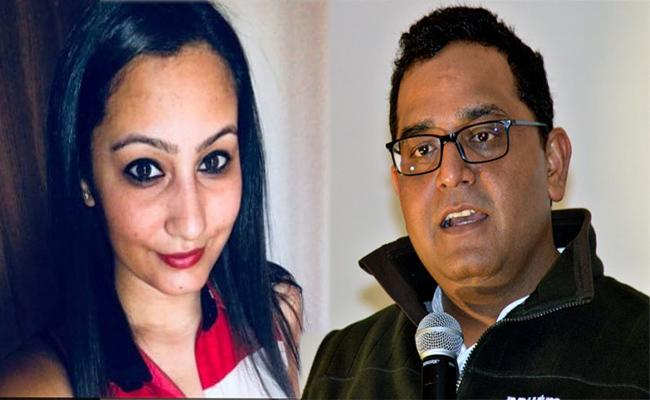 Vijay Shekhar Sharma Secretary Blackmailed Him After Stealing Data - Sakshi