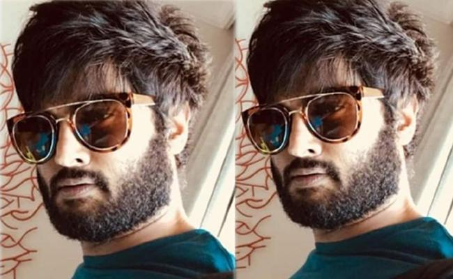 Sudheer Babu New Getup With Beard - Sakshi