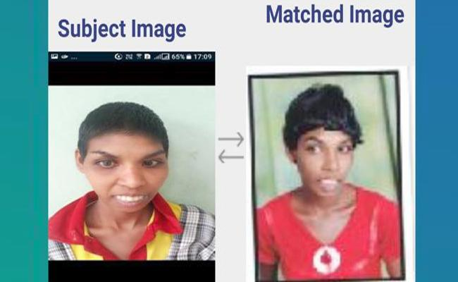 Missing Girl Traced By Telangana Police Use Facial Recognition - Sakshi