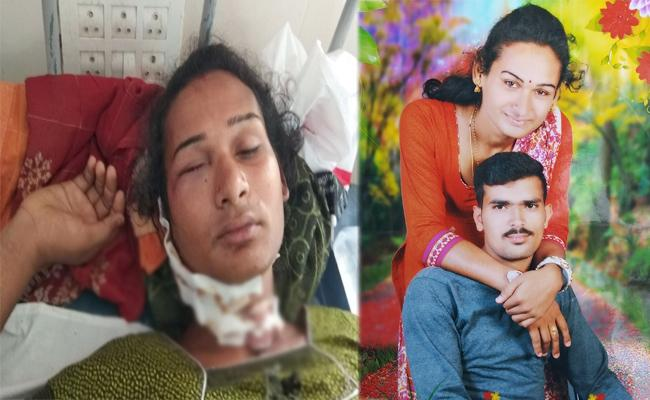 Boyfriend Attack On Transgender Lover Warangal - Sakshi