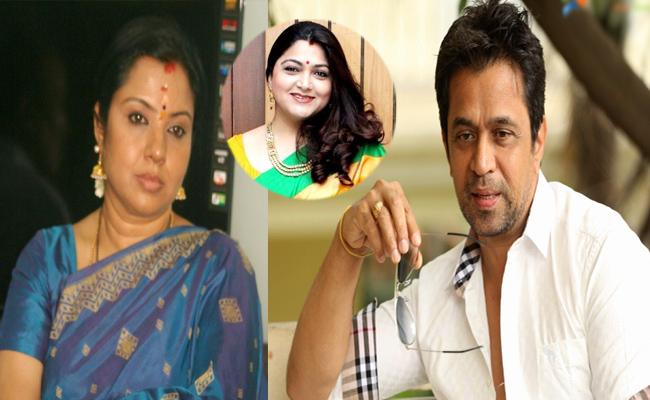 Kushboo And Tara Supports Arjun Sarja Metoo Movement - Sakshi