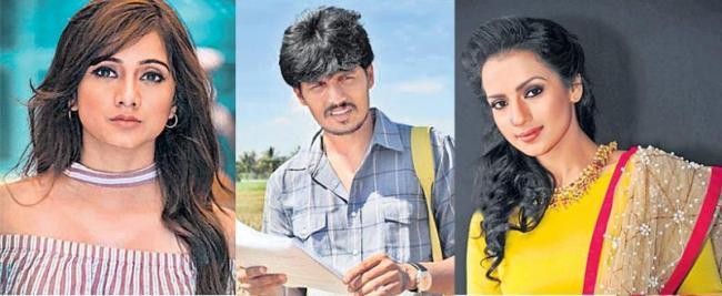 Harshika Poonacha lashes out at Sandalwood - Sakshi