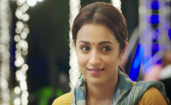 Trisha 96 Movie Success In Tamil Nadu - Sakshi