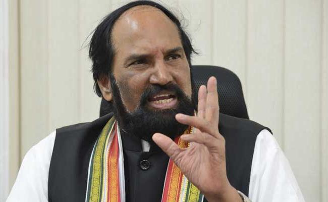 Congress leaders Phones Being Tapped Claimed By Uttam kumar Reddy - Sakshi