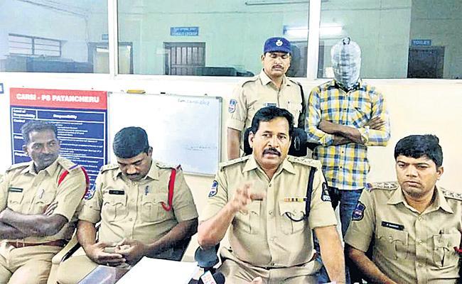 Man Killed For Banter In Patancheru - Sakshi