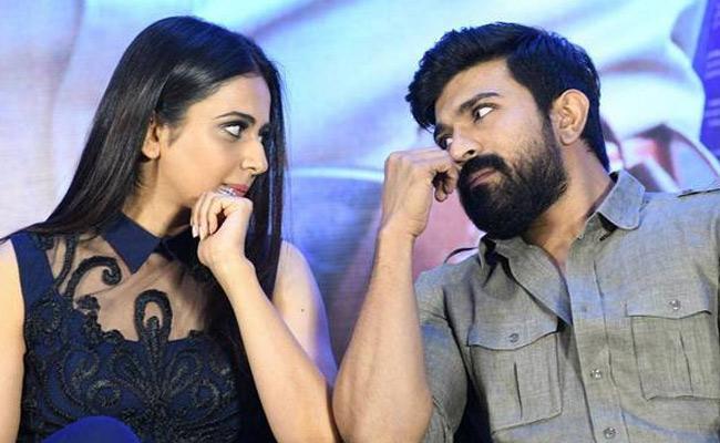 Rakul Preet Says No To Ram Charan And Boyapati New Movie Item Song - Sakshi