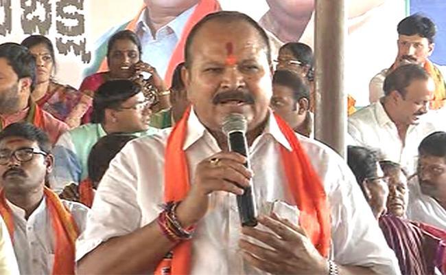 AP BJP President Kanna Laxmi Narayana Fires On Chandrababu Naidu - Sakshi