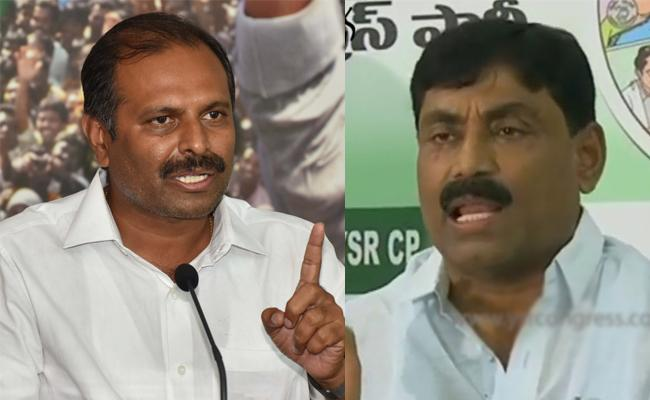 YSRCP Leaders Slams Chandrababu And TDP Leaders Over Attack On YS Jagan Issue - Sakshi