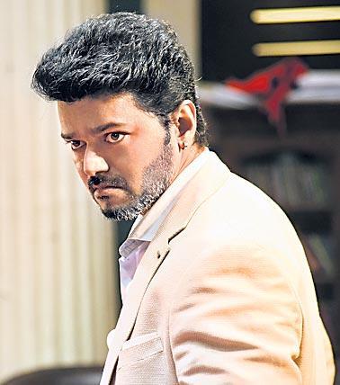 vijay new movie sarkar trailer release - Sakshi