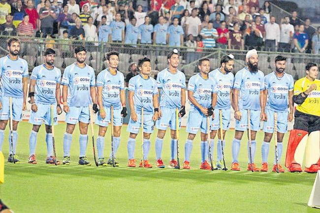 Final Of Asian Champions Trophy Called Off Due To Heavy Rain - Sakshi