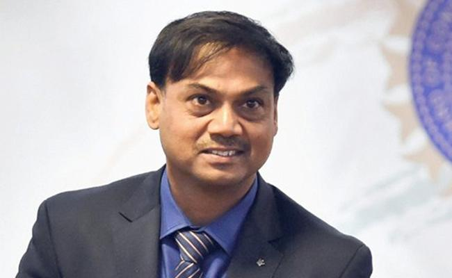 there is no one matching Hardik Pandyas abilities in India, MSK Prasad - Sakshi