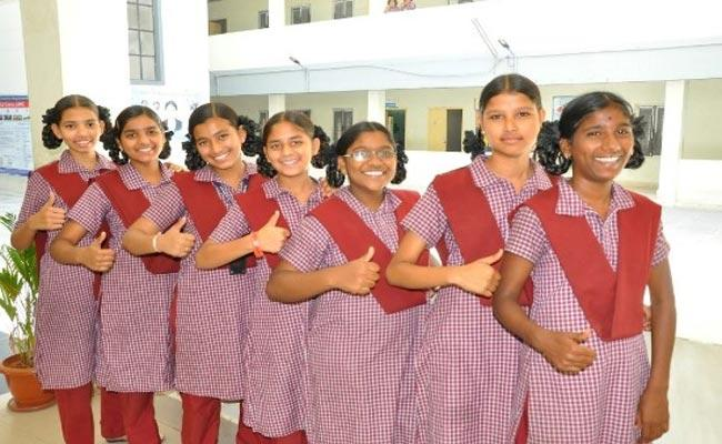 Govt School Uniforms Implications Adilabad - Sakshi
