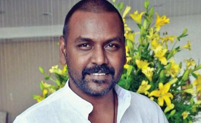 Raghava Lawrence Adopted Two government Schools - Sakshi