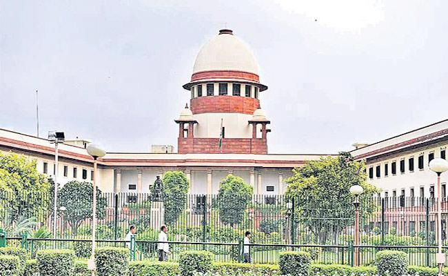 Supreme Court Response On High Court Bifurcation Between AP and TS - Sakshi