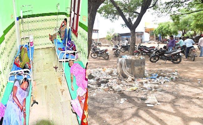 Seasonal Fevers In Warangal - Sakshi