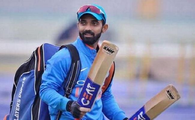 Ajinkya Rahane Praises The Young Cricketer Prithvi Shaw - Sakshi