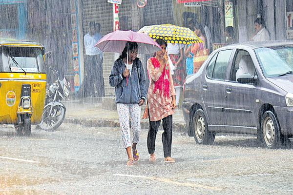 Northeast monsoon begins tomorrow - Sakshi