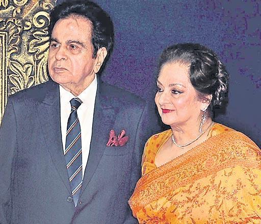 Saira Banu shares update on Dilip Kumar's health - Sakshi