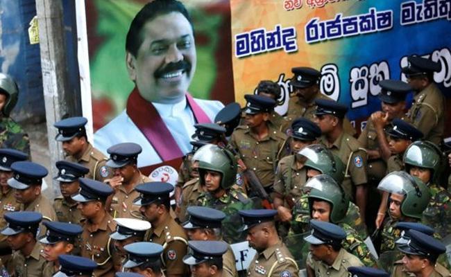 Editorial On Sri Lanka Political Crisis - Sakshi