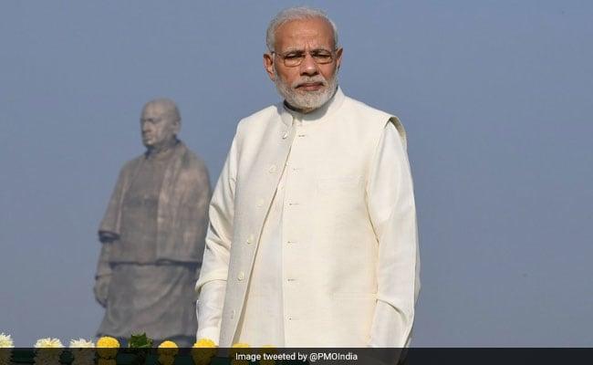 Narendra Modi Said Shiv Bhakt Would Need Visa For Somnath Temple - Sakshi
