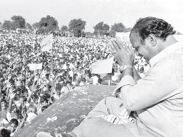Unpredictable consequences after 1983 elections and crisis in TDP - Sakshi