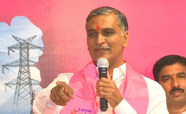 Opponents Fearing To Contest In Siddipet Says Harish Rao - Sakshi