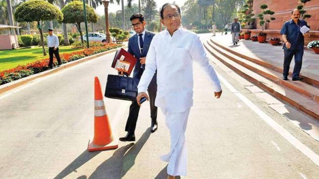 ED Seeks Custodial Interrogation Of Chidambaram - Sakshi