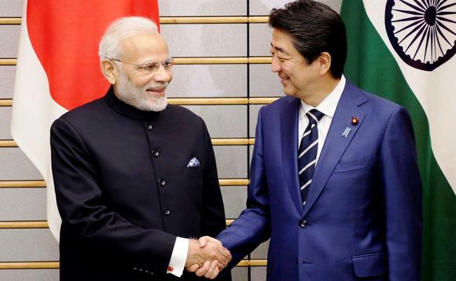 Editorial On India And Japan Ties - Sakshi
