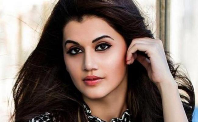 Taapsee Want Act In Maniratnam Film - Sakshi