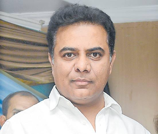 ktr meets disagreements persons - Sakshi