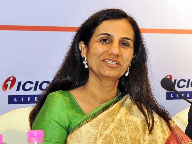 Chanda Kochhar Quits ICICI Bank - Sakshi