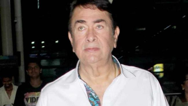 Randhir Kapoor Request Do Not Speculate Any False News About Rishi Kapoor - Sakshi