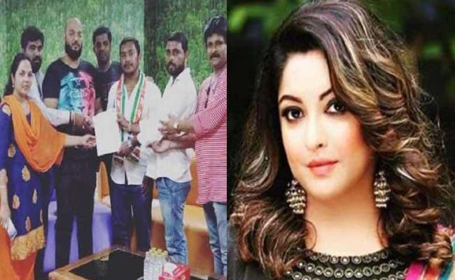 MNS Gives Letter To Bigboss 12 Hosts On Thanushree Dutta - Sakshi