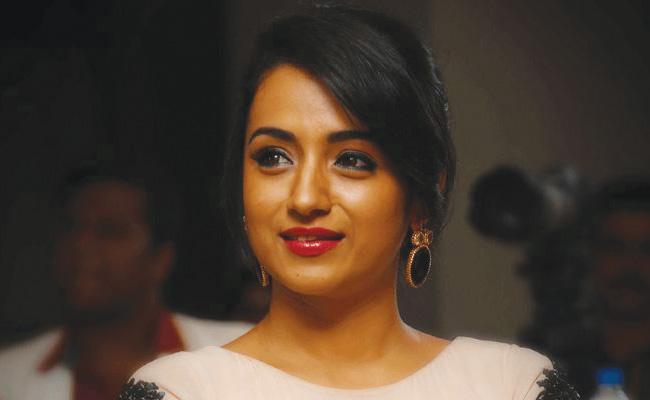 Trisha Worried About Jayalalithaa Biopic Missing - Sakshi
