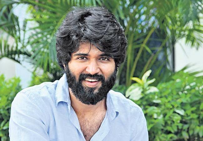 vijaydevarakonda interview about nota movie - Sakshi