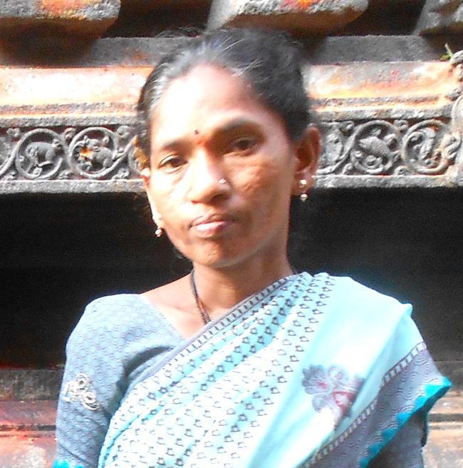 Anganwadi worker died in Duty Tension at anantapur - Sakshi