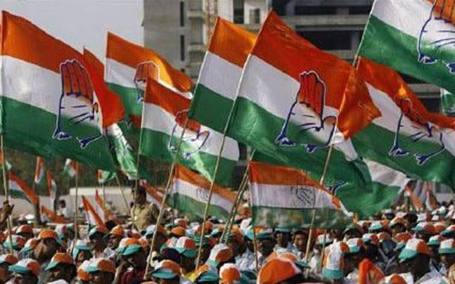 ABP News-CVoter survey predicted a big win for Congress in upcoming assembly polls - Sakshi