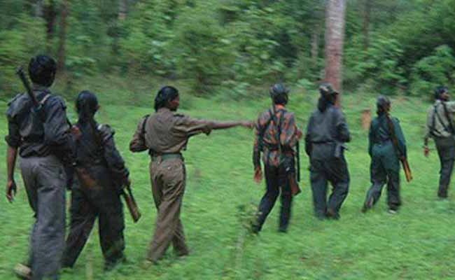 NIA Report Maoist Threats To Telangana Elections - Sakshi