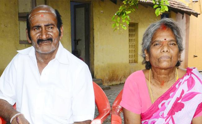 Love Couple meet After 28 years In Tamil Nadu - Sakshi