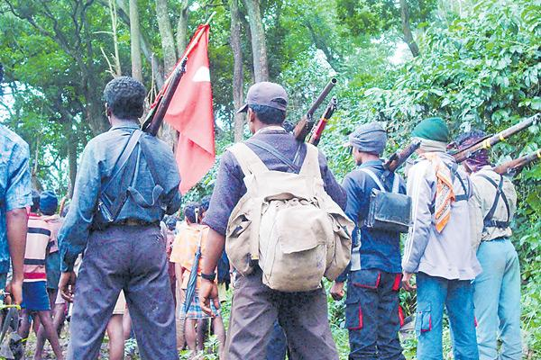 Maoists targeted state! - Sakshi