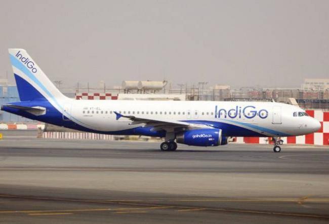 Indigo Plane Takes Emergency Landing In Samshabad Airport - Sakshi