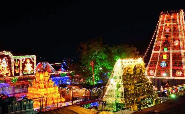 Dasara Celebrations Strats In Vijayawada Durga Temple - Sakshi