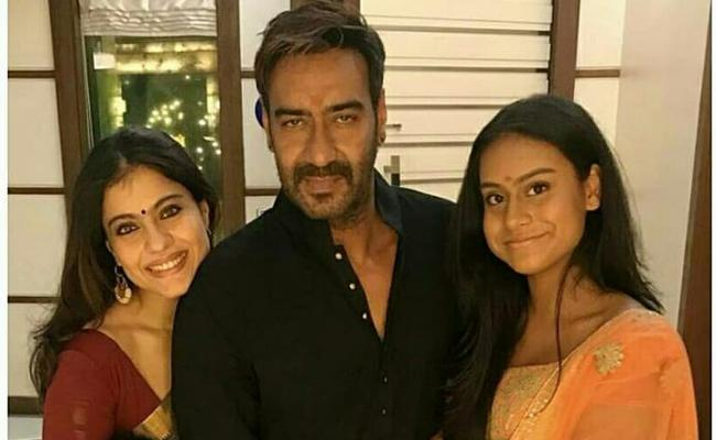Kajol and Ajay Devgn Bought a Costly Apartment For Daughter - Sakshi