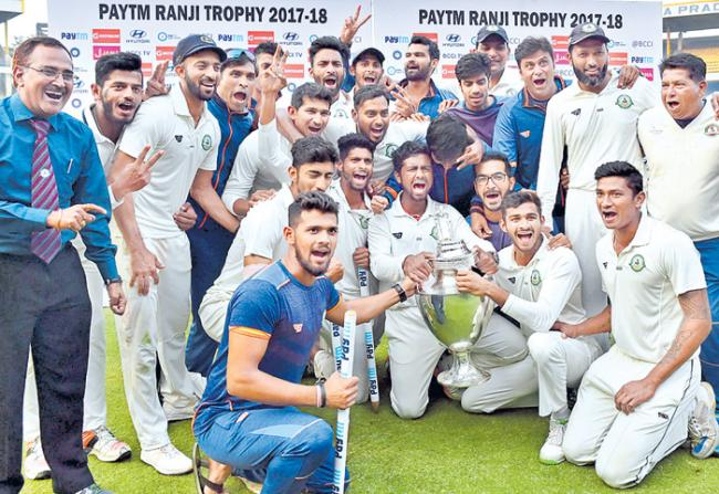 Ranji Trophy produce another first-time champion? - Sakshi