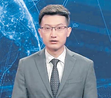 China's Xinhua unveils world's first virtual news anchors - Sakshi