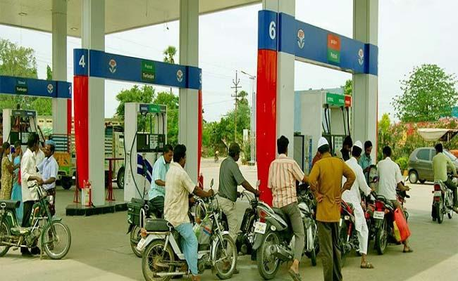 Fuel prices rise again - Sakshi