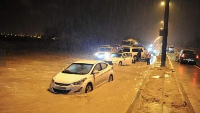 Kuwait minister resigns amid severe flooding - Sakshi