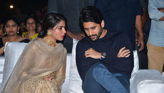 Naga Chaitanya and Samantha turn into a troubled couple for Majili - Sakshi